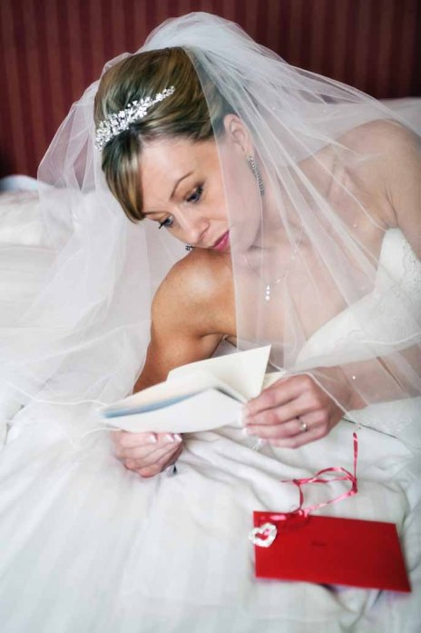 love letter from groom to bride
