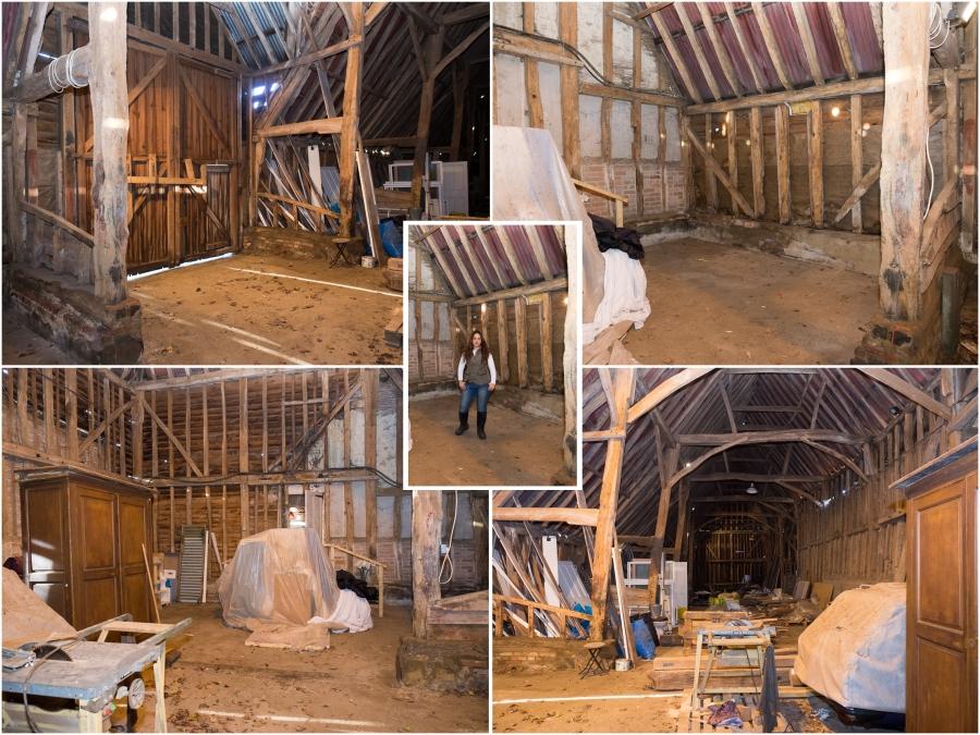 Barn Studio Stage 1